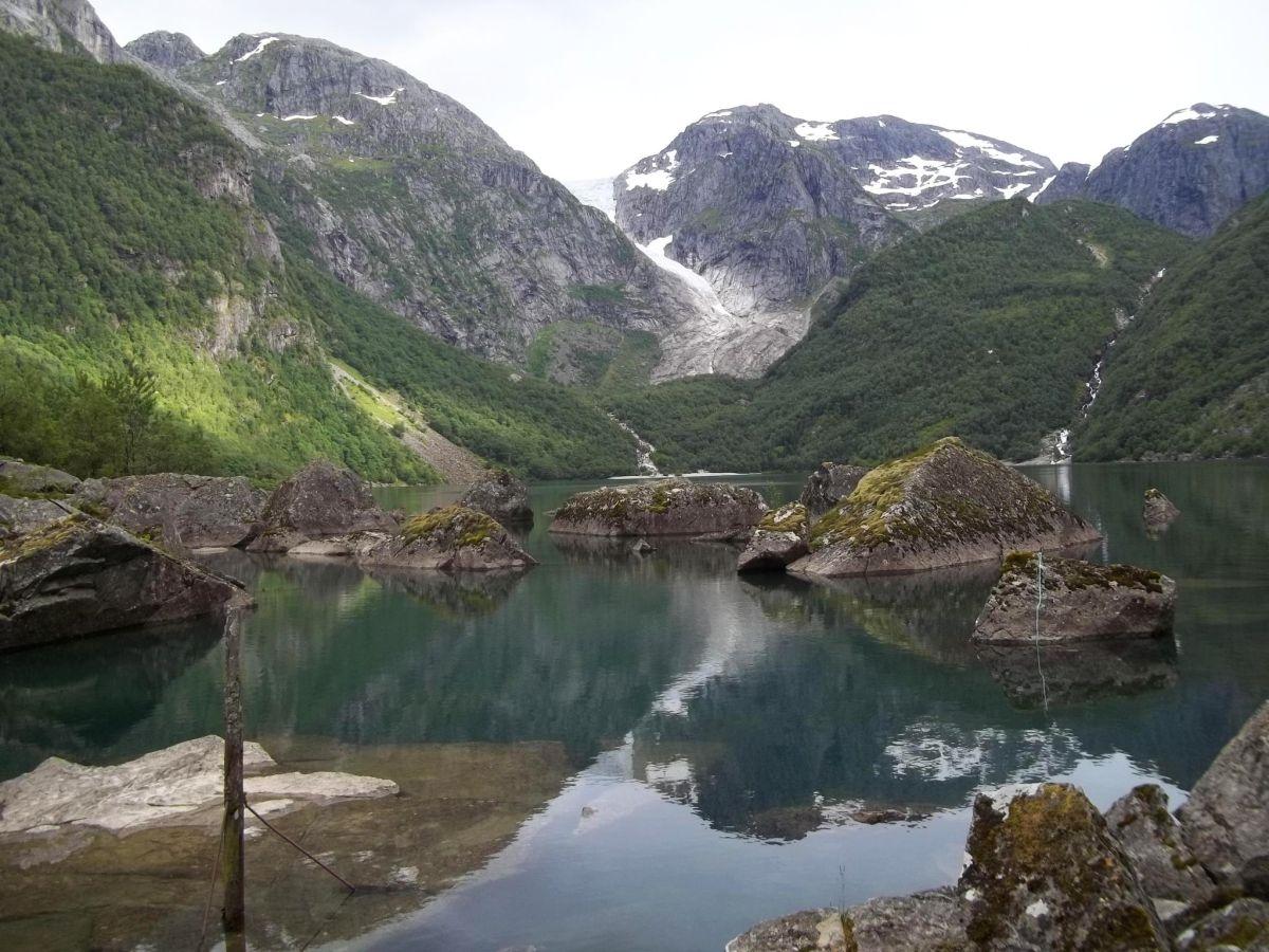 Hardangerfjord - Folgefonna