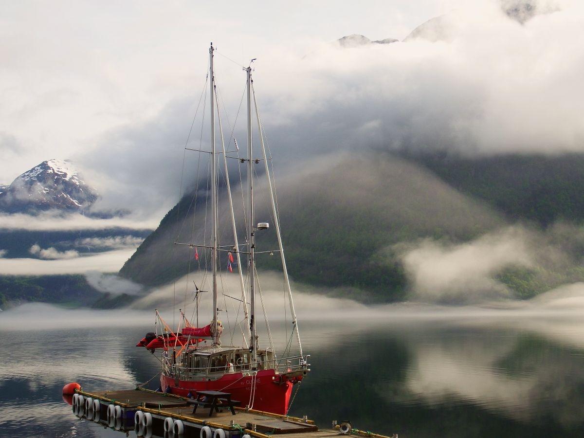 Hardangerfjord - Sundal
