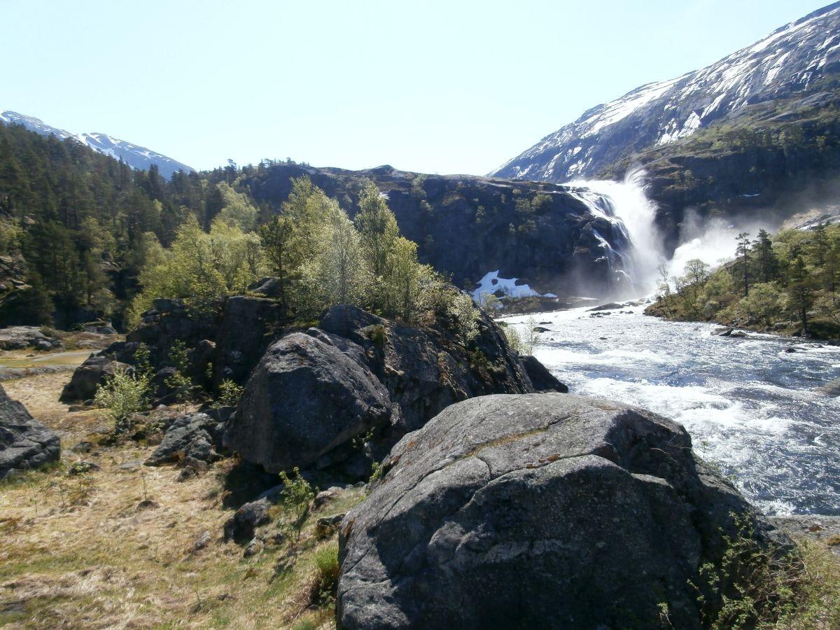 Hardangerfjord - Hardangervida