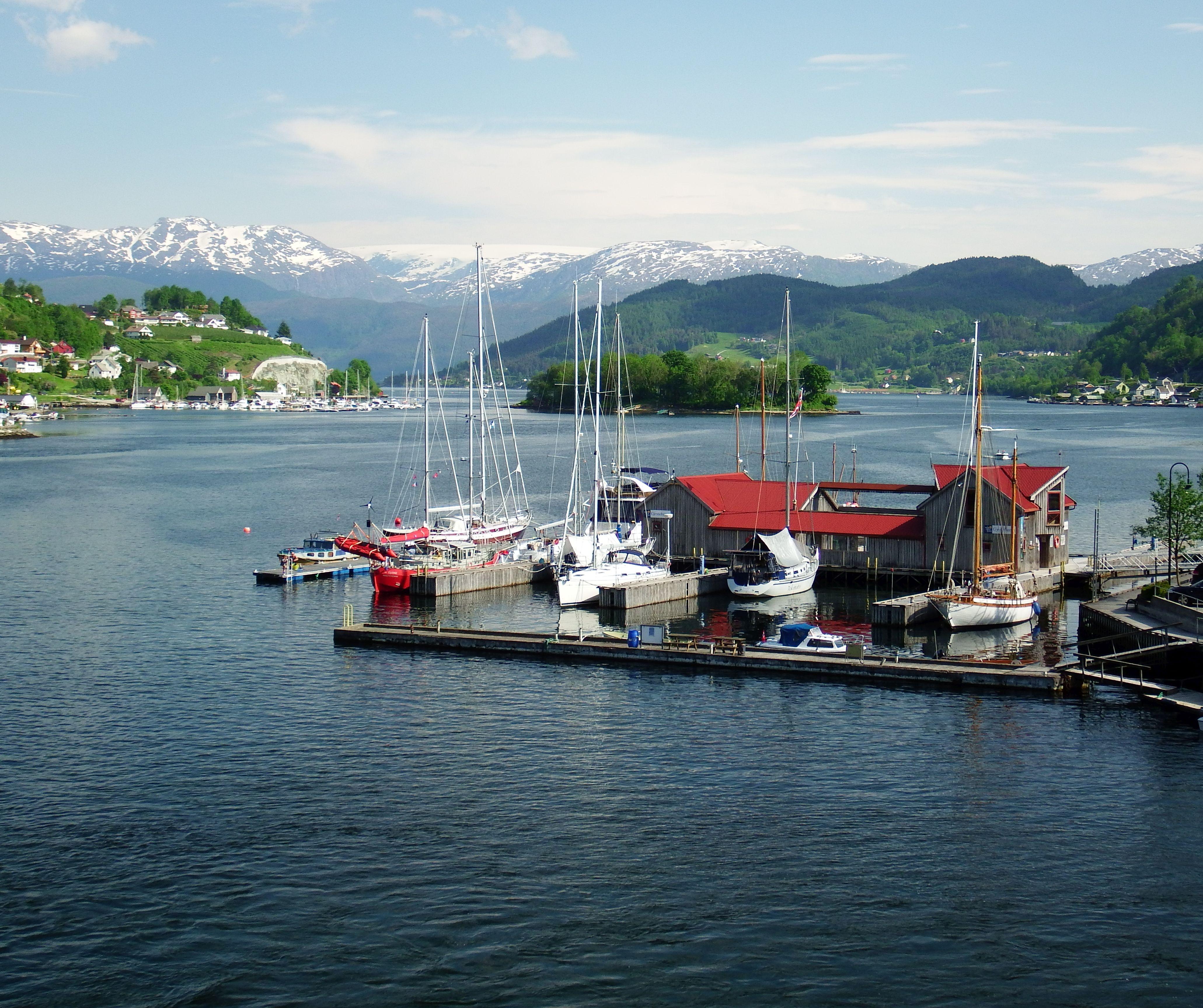 Hardangerfjord - Norheimsund