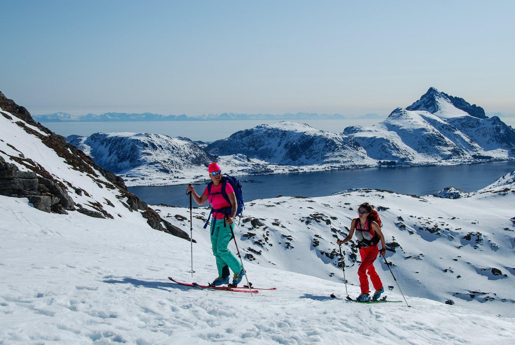 Zuzka ski 3