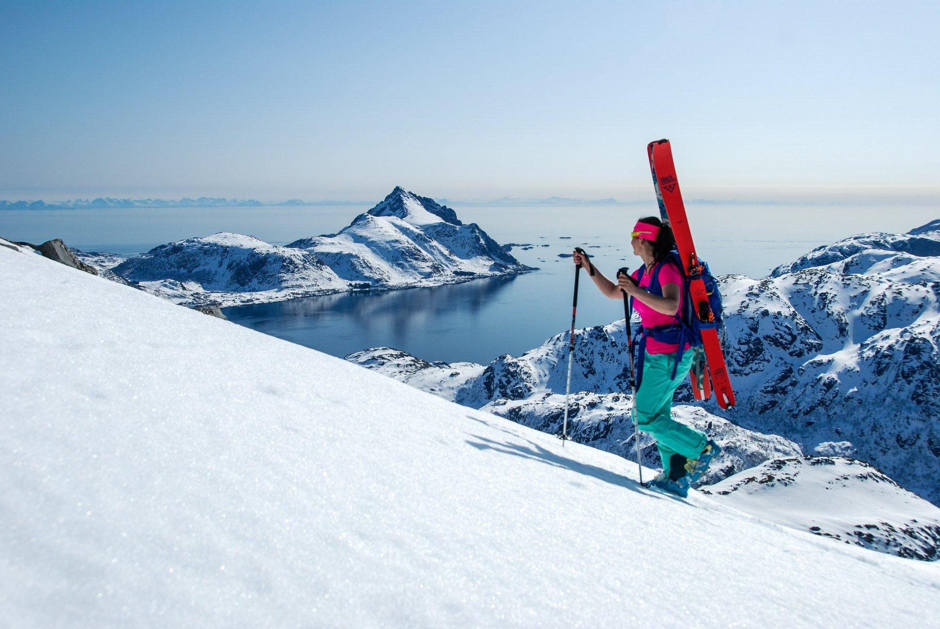 Zuzka ski 4